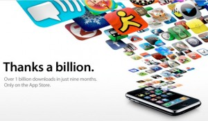 A Billion Apps