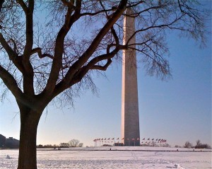 Washington Monument 12-23-09